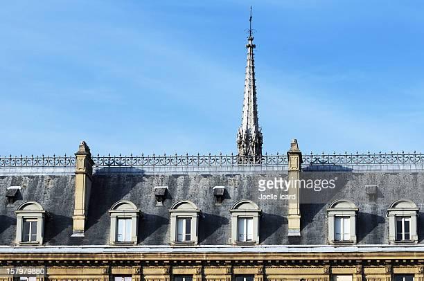 Steeple of the 'Sainte Chapelle'