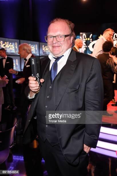 Stefan Arndt attends the CIVIS Media Award 2017 on June 1 2017 in Berlin Germany