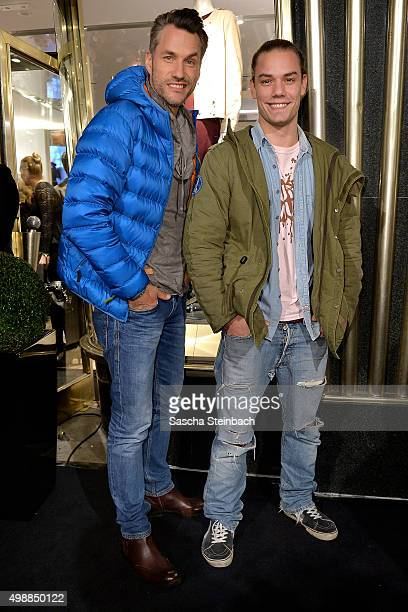 Stefan Bockelmann attends the Longchamp store opening on November 26 2015 in Cologne Germany