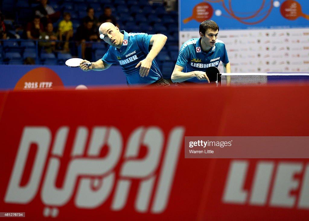ITTF World Team Cup - Day 3