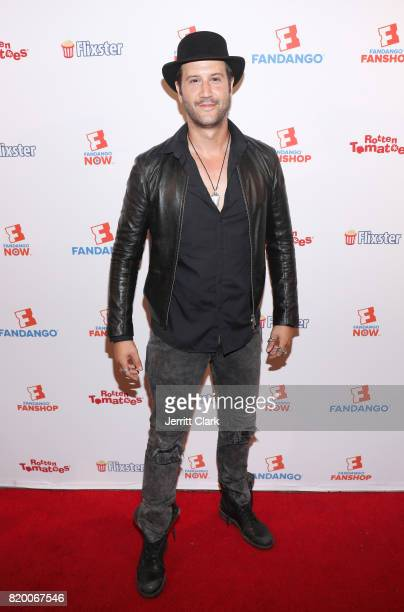Stefan Kapicic attends ComicCon International 2017 Fandango Opening Night Party With Special Performance By Elle King Arrivals at San Diego...
