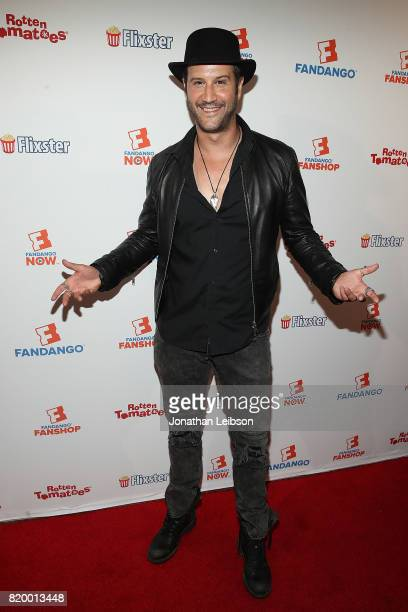 Stefan Kapicic attends the Fandango Party @ 2017 San Diego Comic Con at The Omni on July 20 2017 in San Diego California