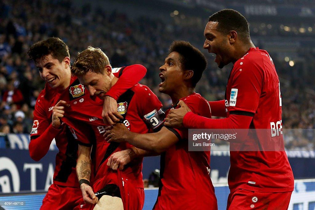 FC Schalke 04 v Bayer 04 Leverkusen - Bundesliga