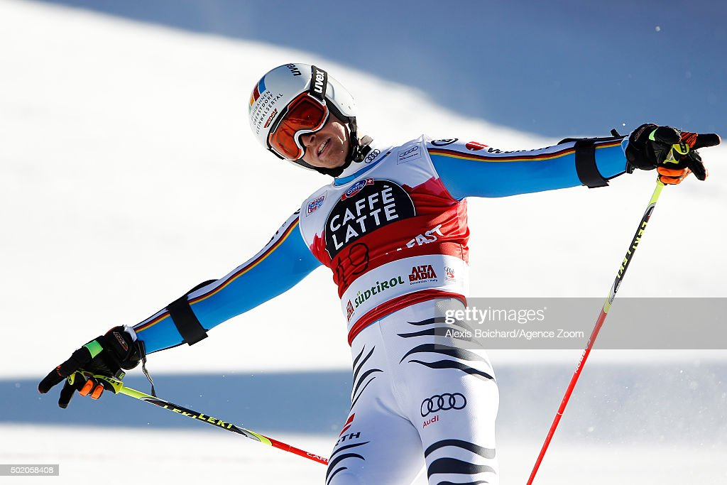 <a gi-track='captionPersonalityLinkClicked' href=/galleries/search?phrase=Stefan+Luitz&family=editorial&specificpeople=7286362 ng-click='$event.stopPropagation()'>Stefan Luitz</a> of Germany competes during the Audi FIS Alpine Ski World Cup Men's Giant Slalom on December 20, 2015 in Alta Badia, Italy.
