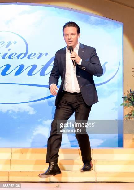 Stefan Mross immer wieder sonntags unterwegs Tour 2016 in der OfenStadt Halle Velten am