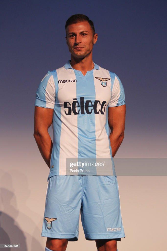 SS Lazio Unveils New Kit