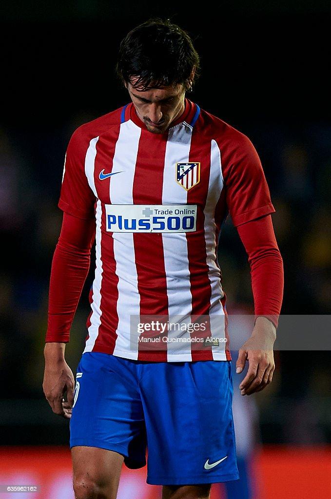 Villarreal CF v Club Atletico de Madrid - La Liga
