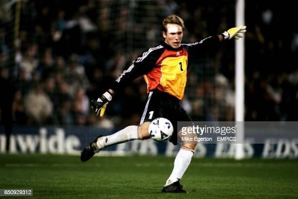 Stefan Wessels Germany goalkeeper