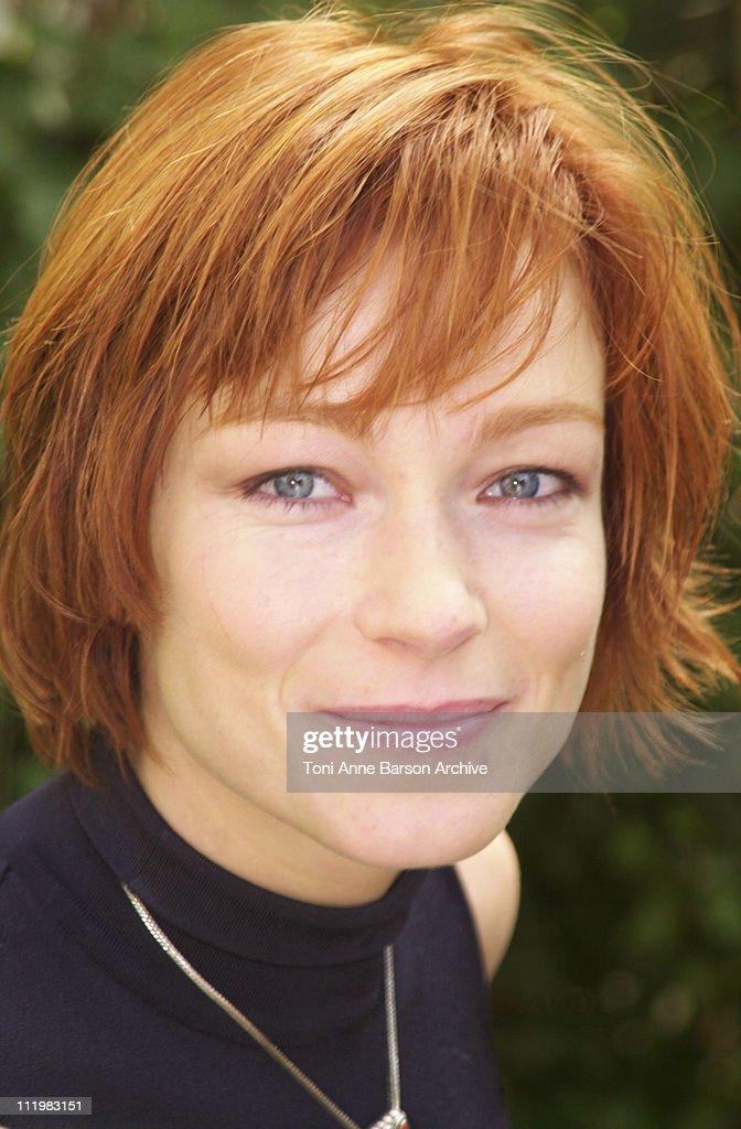 Saint-Tropez Fiction Television Festival 2001 -  Stefania Rocca Portraits