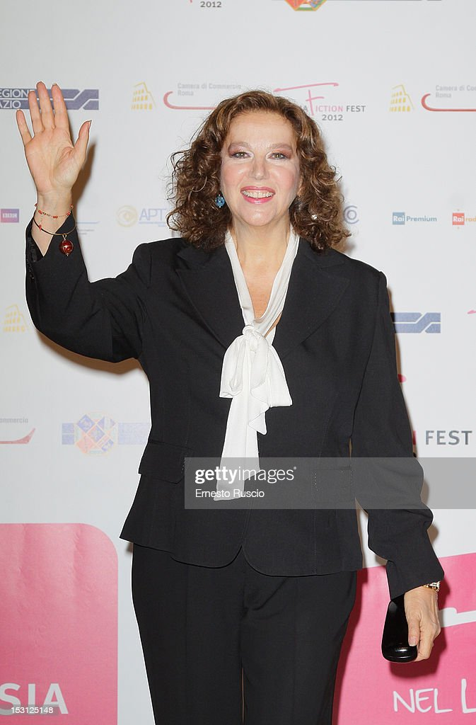 Stefania Sandrelli attends the ' RomaFictionFest 2012 - Opening Ceremony' at Auditorium Parco Della Musica on September 30, 2012 in Rome, Italy.