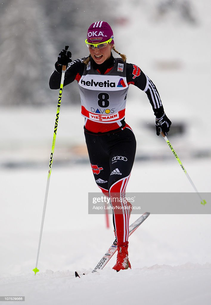FIS World Cup - Cross Country - Women's Day 1