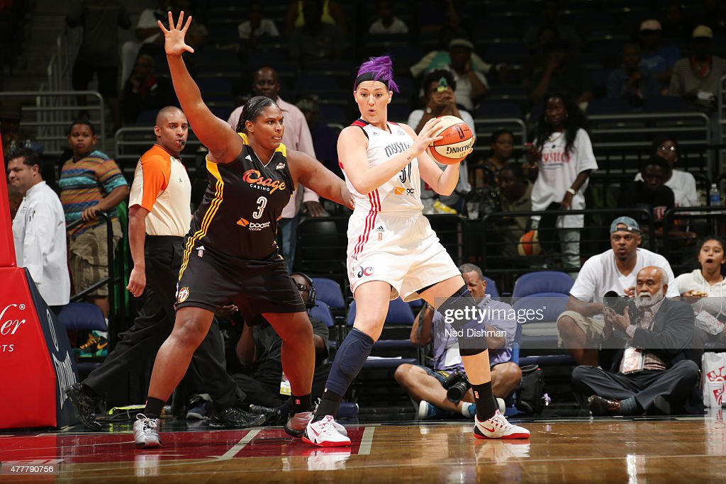Tulsa Shock v Washington Mytics