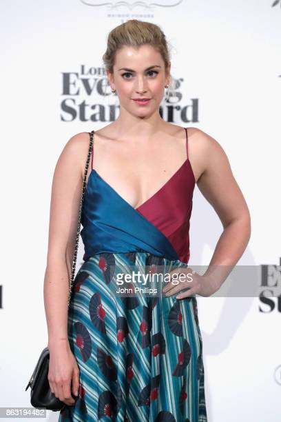 Stefanie Martini attends London Evening Standard's Progress 1000 London's Most Influential People event at on October 19 2017 in London England
