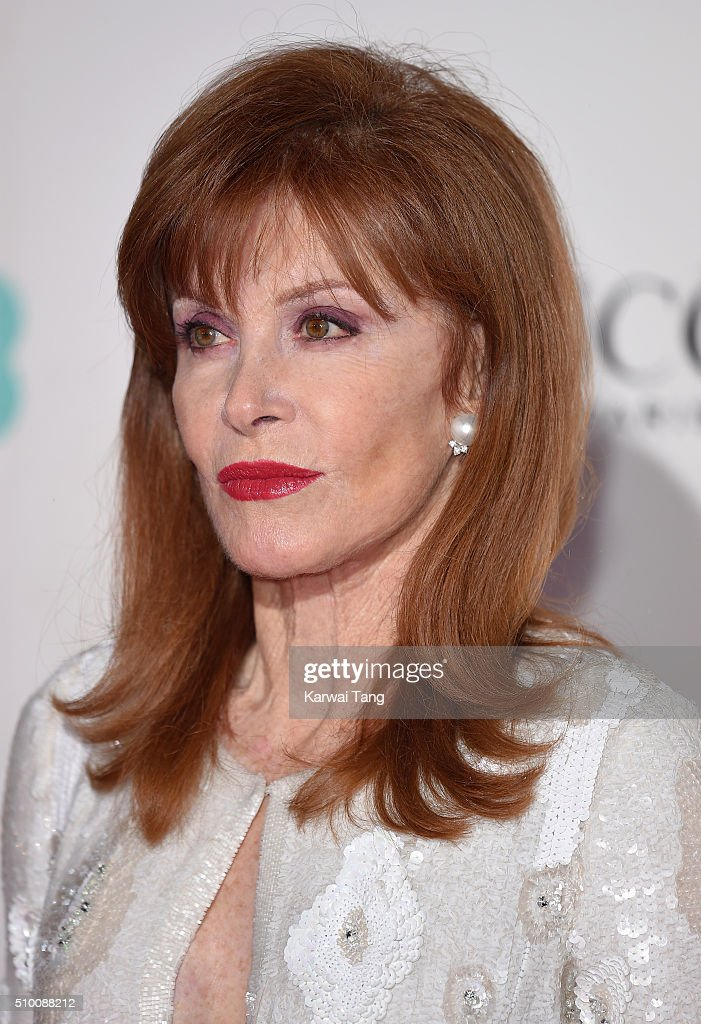 <a gi-track='captionPersonalityLinkClicked' href=/galleries/search?phrase=Stefanie+Powers&family=editorial&specificpeople=632257 ng-click='$event.stopPropagation()'>Stefanie Powers</a> attends the Lancome BAFTA nominees party at Kensington Palace on February 13, 2016 in London, England.