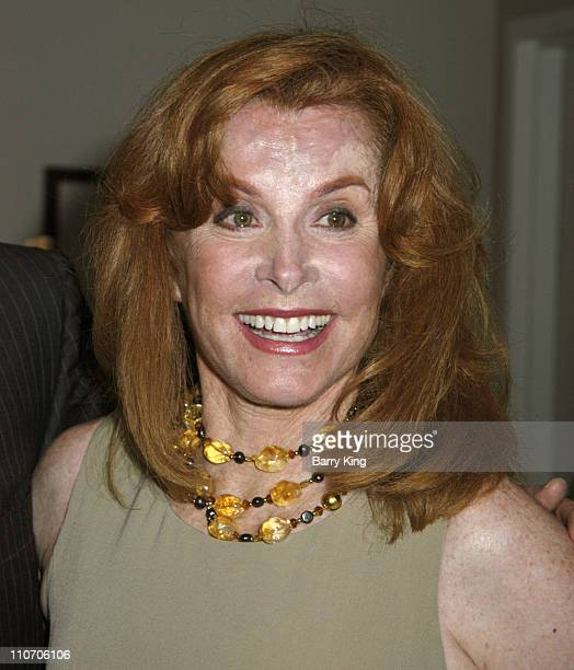 Stefanie Powers during Hollywood Chamber of Commerce Community Foundation's 13th 'Hollywood Women of Distinction' Awards Luncheon at The Globe...