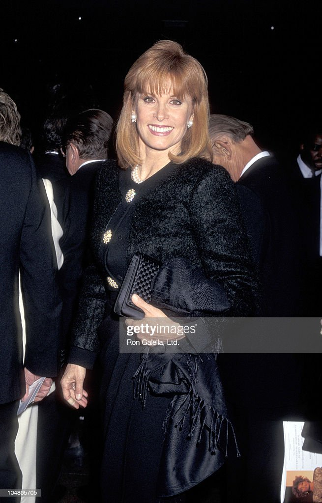 Stefanie Powers during 'Night of 200 Stars' 2nd International Achievement in Arts Awards at New York Hilton Hotel in New York City, NY, United States.