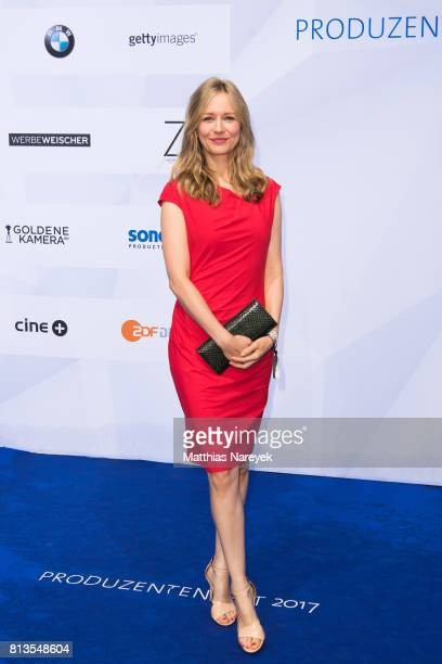 Stefanie Stappenbeck attends the Summer Party of the German Producers Alliance on July 12 2017 in Berlin Germany