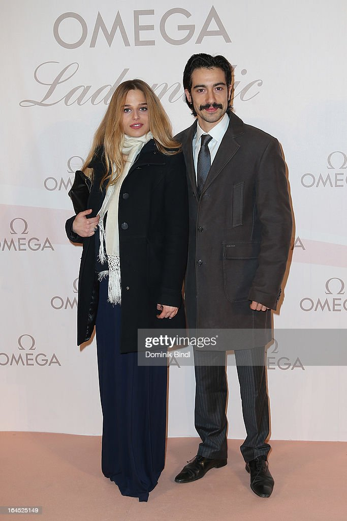 Stefano Bernadin attends the Omega Gala 'La Nuit Enchantee' at Gartenpalais Liechtenstein on March 23, 2013 in Vienna, Austria.