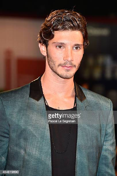 Stefano De Martino attends 'Pasolini' Premiere during the 71st Venice Film Festival on September 4 2014 in Venice Italy