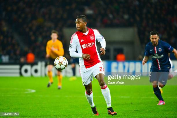 Stefano DENSWIL Paris Saint Germain / Ajax Amsterdam Champions League Photo Dave Winter / Icon Sport