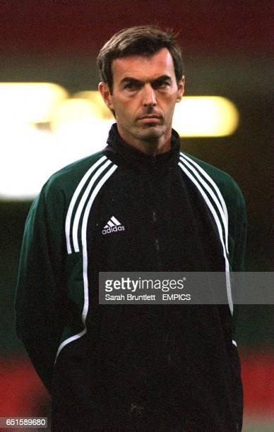 Stefano Farina Fourth Official