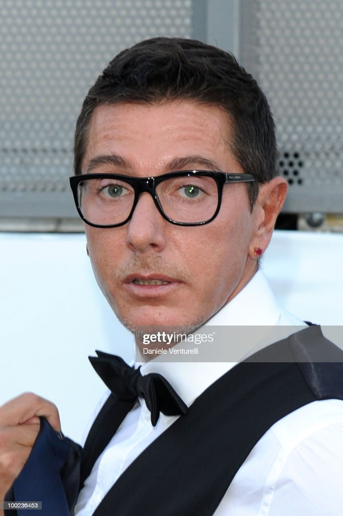 Stefano Gabbana departs for Naomi Campbell's birthday party during the 63rd Annual International Cannes Film Festival on May 22, 2010 in Cannes, France.