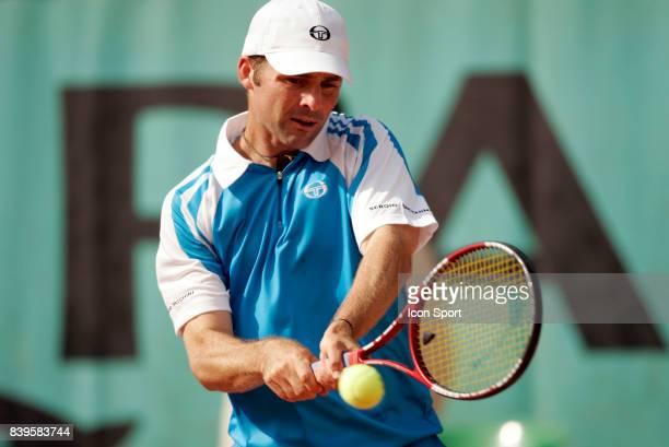 Stefano GALVANI Roland Garros 2006 2eme journee Tennis