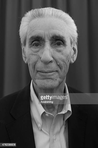 Stefano Rodota attends Day 3 of RepIdee on June 6 2015 in Genoa Italy RepIdee is a community meeting of the Repubblica newspaper with autors writers...