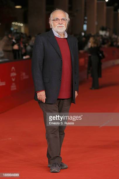 Stefano Rulli attend the 'Carlo' Premiere during the 7th Rome Film Festival at the Auditorium Parco Della Musica on November 10 2012 in Rome Italy