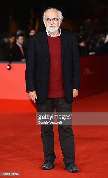Stefano Rulli attends the 'Carlo' Premiere during the 7th Rome Film Festival at the Auditorium Parco Della Musica on November 10 2012 in Rome Italy