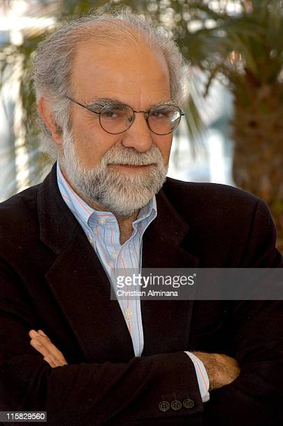 Stefano Rulli Screenwriter during 2005 Cannes Film Festival 'Quando Sei Nato Non Puoi Piu Nasconderti' Photocall at Palais de Festival in Cannes...