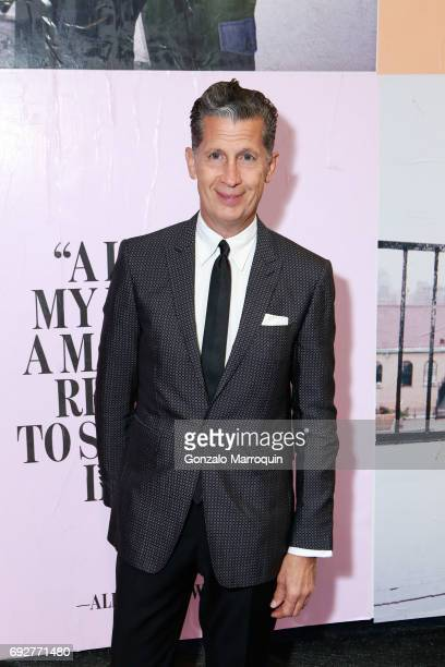 Stefano Tonchi attends the 2017 CFDA Fashion Awards on June 5 2017 in New York City
