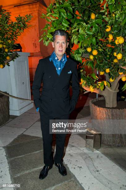 Stefano Tonchi attends the Cini party during the 57th International Art Biennale on May 10 2017 in Venice Italy
