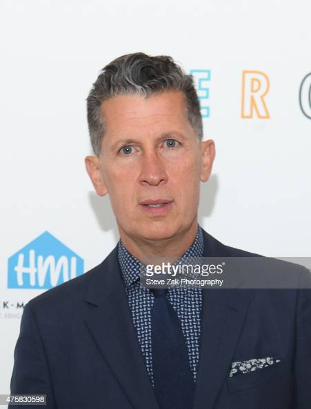 Stefanon Tonchi attends The HetrickMartin Institute The Hero Fund 2015 ...
