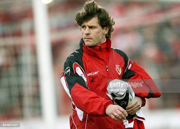 Steffen Baumgart Stuermer FC Energie Cottbus D