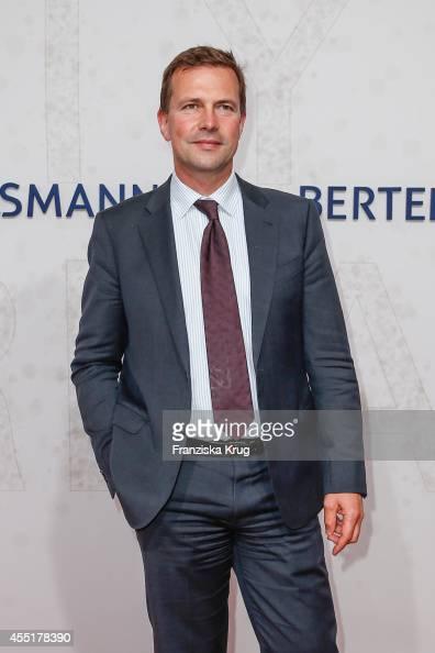 Steffen Seibert attends the Bertelsmann Summer Party at the Bertelsmann representative office on September 10 2014 in Berlin Germany