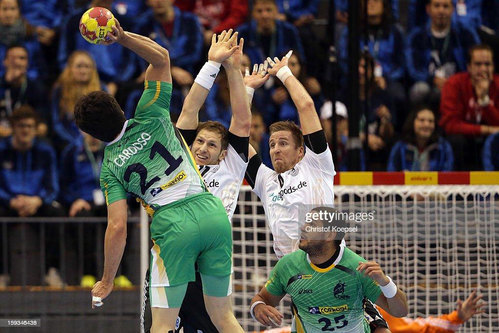 Germany v Brasil - Men's Handball World Championship 2013