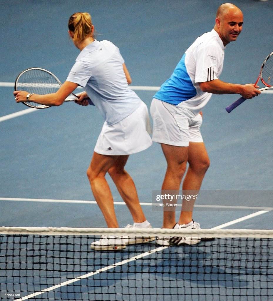 20 Years Since Steffi Graf Wins Golden Slam s and