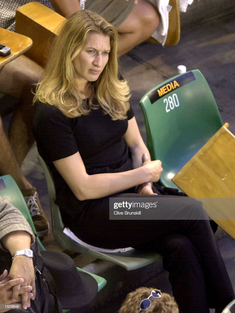 Steffi Graf Rumored to Be Pregnant