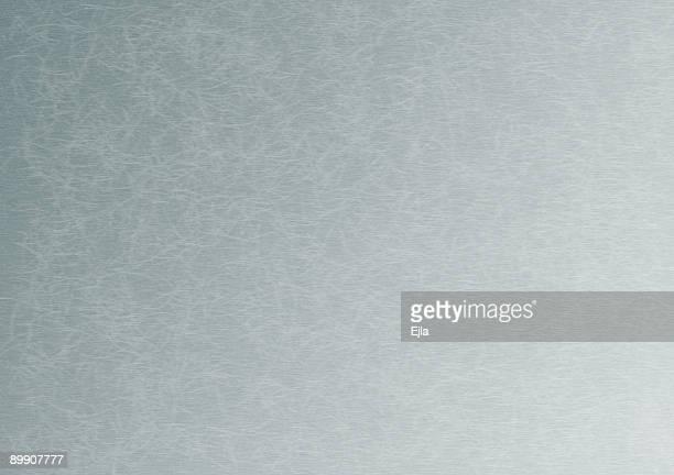 Steinless Stahl Hintergrund verwendet
