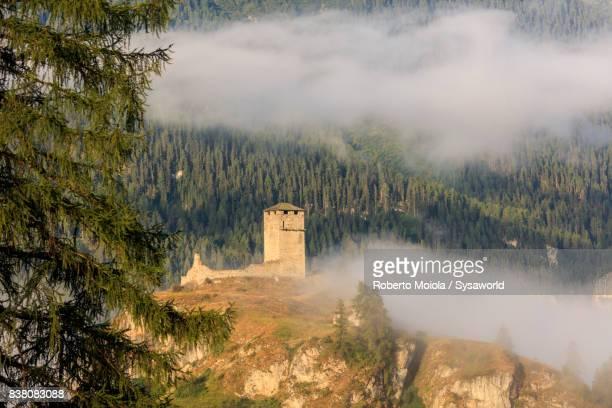 Steinsberg Castle, Ardez, Switzerland