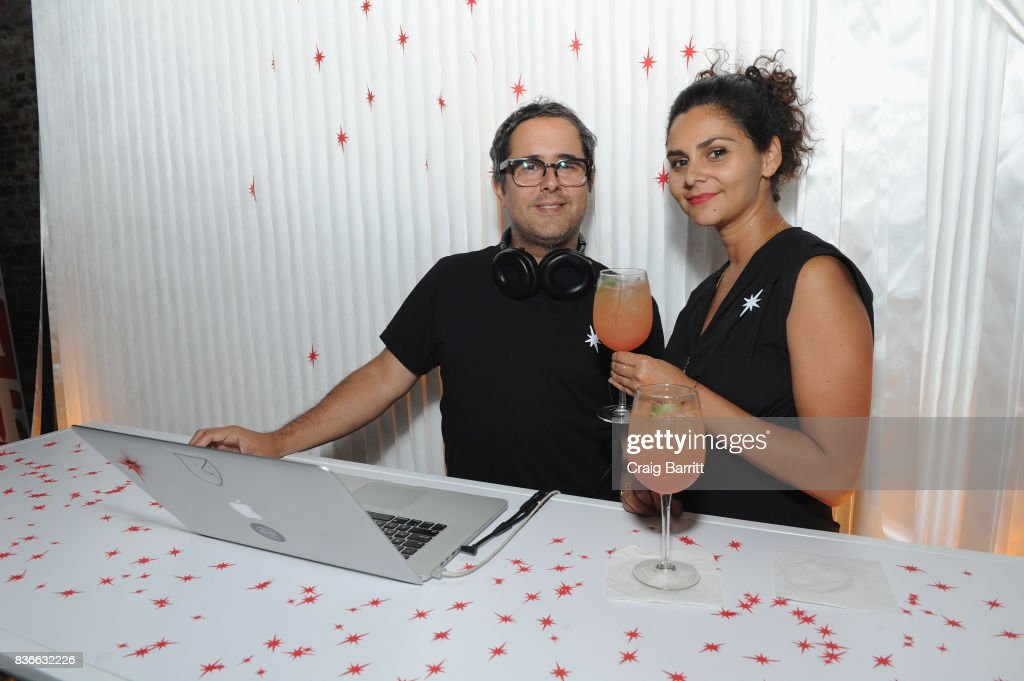 Stella Artois and The New York Times Companys T Brand Studio host 'Food For Thought' with eating designer Marije Vogelzang on August 21, 2017 in New York City.