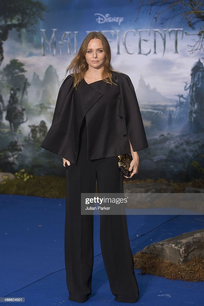 <a gi-track='captionPersonalityLinkClicked' href=/galleries/search?phrase=Stella+McCartney+-+Fashion+Designer&family=editorial&specificpeople=4288678 ng-click='$event.stopPropagation()'>Stella McCartney</a> attends a private reception as costumes and props from Disney's 'Maleficent' are exhibited in support of Great Ormond Street Hospital at Kensington Palace on May 8, 2014 in London, England.