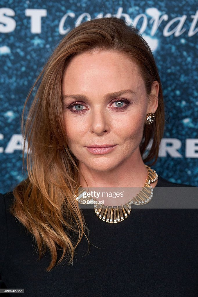 Stella McCartney attends the 2014 Women's Leadership Award Honoring Stella McCartney at Alice Tully Hall at Lincoln Center on November 13, 2014 in New York City.