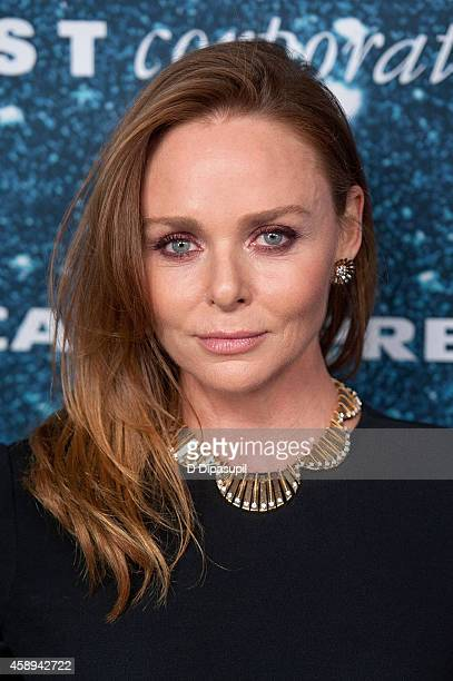 Stella McCartney attends the 2014 Women's Leadership Award Honoring Stella McCartney at Alice Tully Hall at Lincoln Center on November 13 2014 in New...