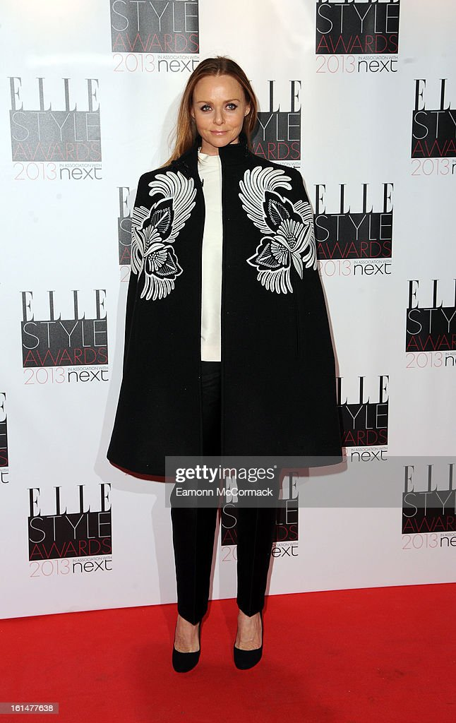 Stella McCartney attends the Elle Style Awards 2013 on February 11, 2013 in London, England.