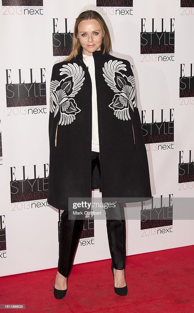 Stella McCartney attends the Elle Style Awards on February 11, 2013 in London, England.