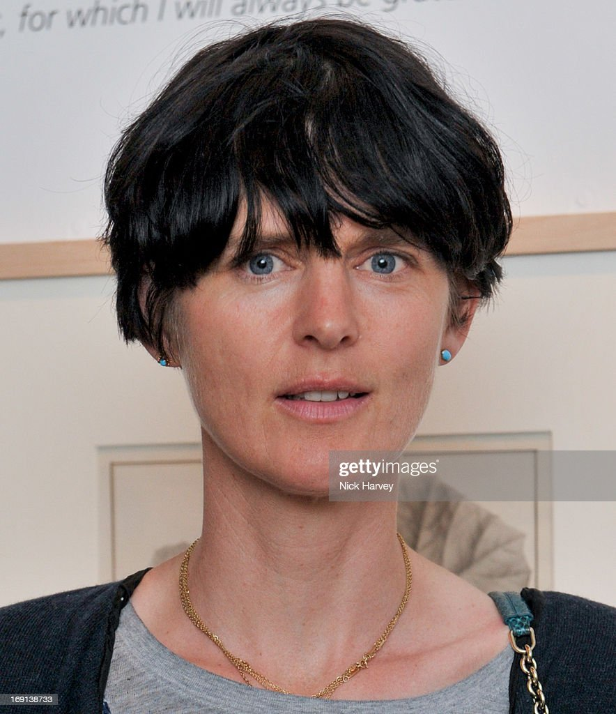 <a gi-track='captionPersonalityLinkClicked' href=/galleries/search?phrase=Stella+Tennant&family=editorial&specificpeople=758696 ng-click='$event.stopPropagation()'>Stella Tennant</a> attends Rory McEwen - The Colours of Reality at Kew Gardens on May 20, 2013 in London, England.