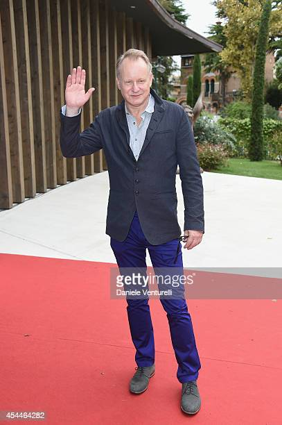 Stellan Skarsgard attends the 'Nymphomaniac Volume 1 Directors Cut' Premiere during the 71st Venice Film Festival at Sala Darsena on September 1 2014...