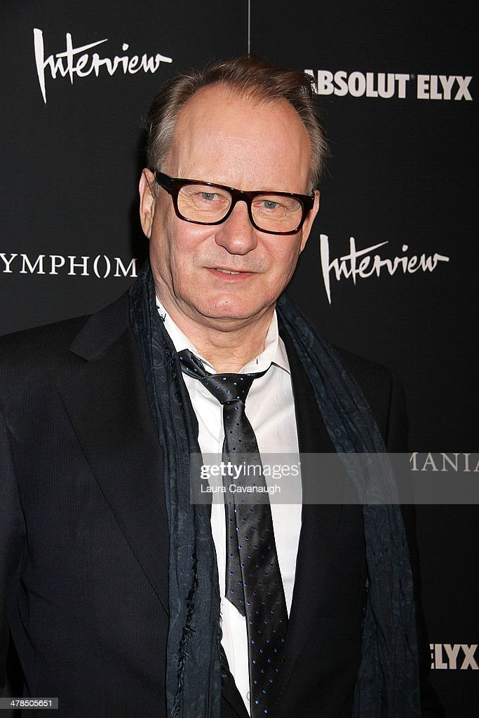 <a gi-track='captionPersonalityLinkClicked' href=/galleries/search?phrase=Stellan+Skarsgard&family=editorial&specificpeople=233516 ng-click='$event.stopPropagation()'>Stellan Skarsgard</a> attends the 'Nymphomaniac: Volume I' screening at The Museum of Modern Art on March 13, 2014 in New York City.